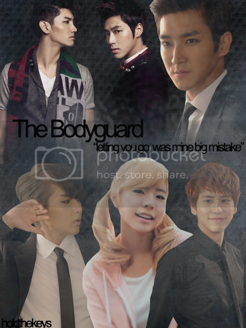 The Bodyguard [SEQUEL TO SO UNDERCOVER] - kyuhyun kyuwook ryeowook superjunior tvqx - main story image